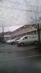 城山ゆう 公式ブログ/雪結構積もってきたよ 画像3