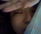 城山ゆう 公式ブログ/寝む子です 画像2