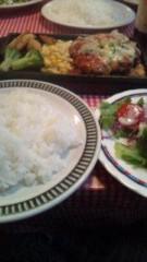 城山ゆう 公式ブログ/今日の夕ご飯 画像1