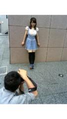 笹井紗々 公式ブログ/魔法のニースト・撮影現場から☆ 画像2