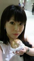 笹井紗々 公式ブログ/シュークリームおいちー☆ 画像1