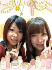 笹井紗々 公式ブログ/米田真実ちゃんと女子会(*^_^*) 画像3