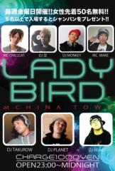 CHILL CAT 公式ブログ/LADYBIRD with LIVE!! 画像1