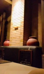温井摩耶 公式ブログ/岩盤浴中。 画像1