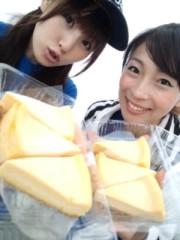 滝ありさ 公式ブログ/チーズケーキ 画像1