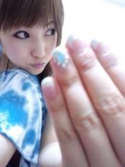 滝ありさ 公式ブログ/7月ネイル☆ 画像3
