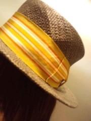 滝ありさ 公式ブログ/帽子 画像2