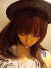滝ありさ 公式ブログ/帽子 画像3
