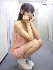 滝ありさ 公式ブログ/お花見私服 画像3