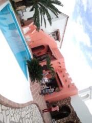 滝ありさ 公式ブログ/プール付きの 画像3