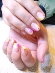 滝ありさ 公式ブログ/springネイル 画像2