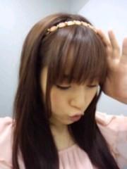滝ありさ 公式ブログ/カチューシャ 画像3