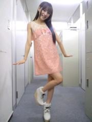 滝ありさ 公式ブログ/お花見私服 画像1