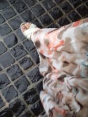 滝ありさ 公式ブログ/ずぶ濡れ。。 画像2