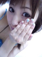 滝ありさ 公式ブログ/7月ネイル☆ 画像2