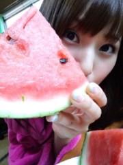 滝ありさ 公式ブログ/プール&スイカ! 画像3