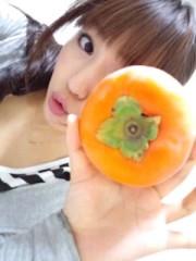 滝ありさ 公式ブログ/柿 画像2