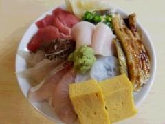 世界のうめざわ 公式ブログ/カープと今日も海鮮丼 画像1