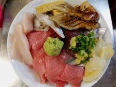 世界のうめざわ 公式ブログ/カープと海鮮丼 画像1