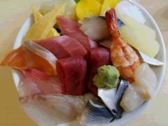 世界のうめざわ 公式ブログ/海鮮丼 画像1