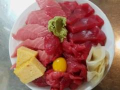 世界のうめざわ 公式ブログ/カープ 鉄火丼 画像1