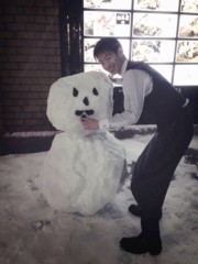 奥井遼 公式ブログ/雪、雪、雪 画像1