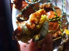 賀久涼太 公式ブログ/上海蟹 画像1