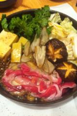 賀久涼太 公式ブログ/すき焼き。 画像1