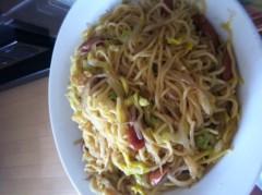 賀久涼太 公式ブログ/お昼ごはん 画像1