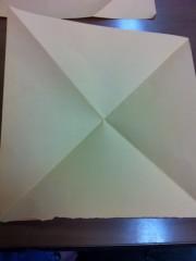 賀久涼太 公式ブログ/え、折り紙? 画像1