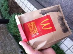 賀久涼太 公式ブログ/マック♪ 画像1