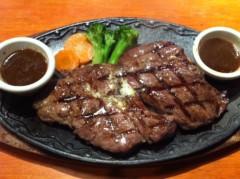 賀久涼太 公式ブログ/ステーキ。 画像2