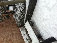 賀久涼太 公式ブログ/大雪。 画像2