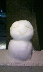 賀久涼太 公式ブログ/雪だるま 画像1