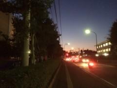 賀久涼太 公式ブログ/夕日。 画像1