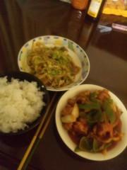 賀久涼太 公式ブログ/晩飯♪ 画像1