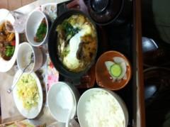 賀久涼太 公式ブログ/晩御飯 画像1