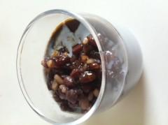 賀久涼太 公式ブログ/黒ごま豆乳ぷりん。 画像1