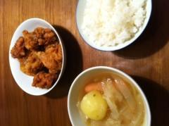 賀久涼太 公式ブログ/夕飯 画像1