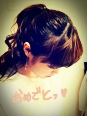 FLOWER 公式ブログ/おめでとう!はるみ 画像1