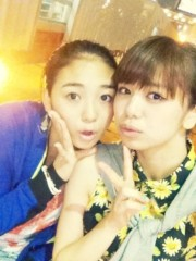 FLOWER 公式ブログ/宮城へ!絵梨奈 画像1