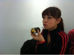 FLOWER 公式ブログ/恵方巻き!!!千春♪ 画像1