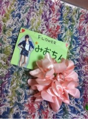 FLOWER 公式ブログ/バースデーケーキ☆美央♪ 画像2