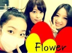 FLOWER 公式ブログ/わぁー★真波 画像1
