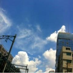 FLOWER 公式ブログ/青空。  千春 画像1