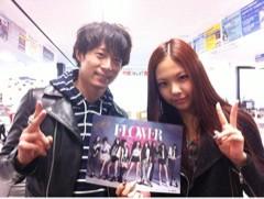FLOWER 公式ブログ/EXILE KEIJIさん*千春♪ 画像1