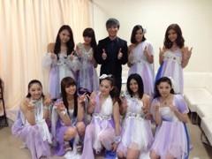 FLOWER 公式ブログ/本日MUSIC FAIR! 杏香 画像1