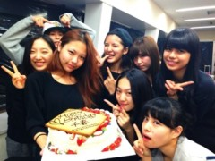 FLOWER 公式ブログ/B'day.   千春 画像1