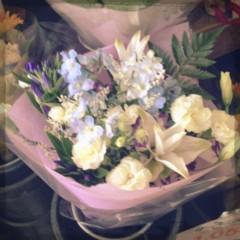 FLOWER 公式ブログ/お花♪  杏香 画像1