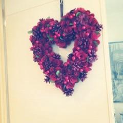 FLOWER 公式ブログ/クリスマスリース。千春 画像1